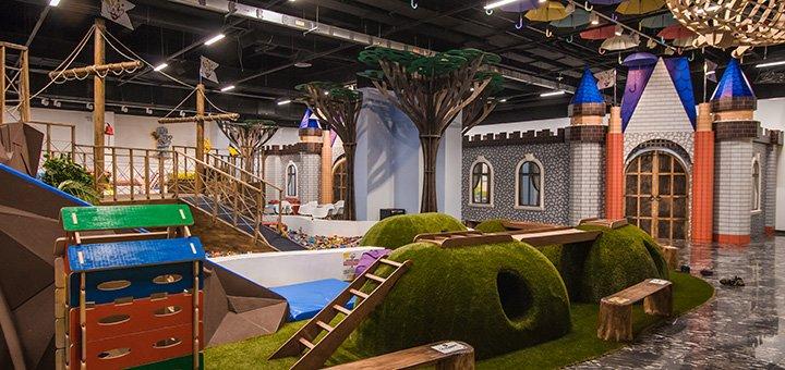 Целый день развлечений в учебно-развлекательном центре «WOW park» в ТРЦ «ArtMall»