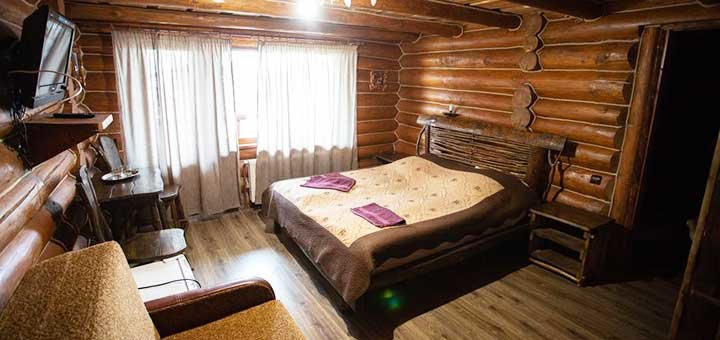 От 3 дней зимнего SPA-отдыха с завтраками в отельном комплексе «Небокрай» в Яремче