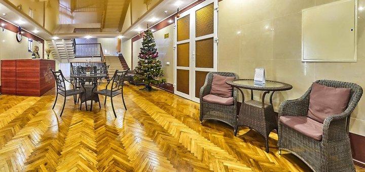 От 6 дней отдыха на Новый год с питанием и лечением в санатории «Elite Dnipro» в Трускавце
