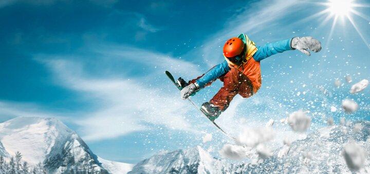 Обучение катанию на сноуборде от компании «Active Life»