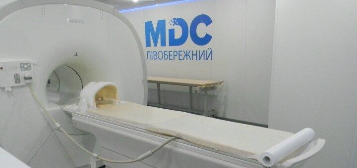 МРТ на аппарате Philips Multiva 1.5T в центре «MDC Левобережный»