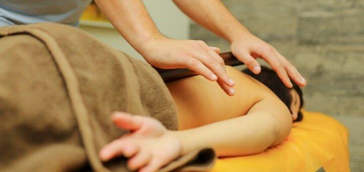До 5 сеансов массажа спины в массажном салоне «МассажPRO»