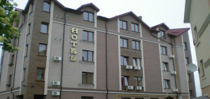 От 2 дней отдыха с завтраками в отельном комплексе «Палада» во Львове