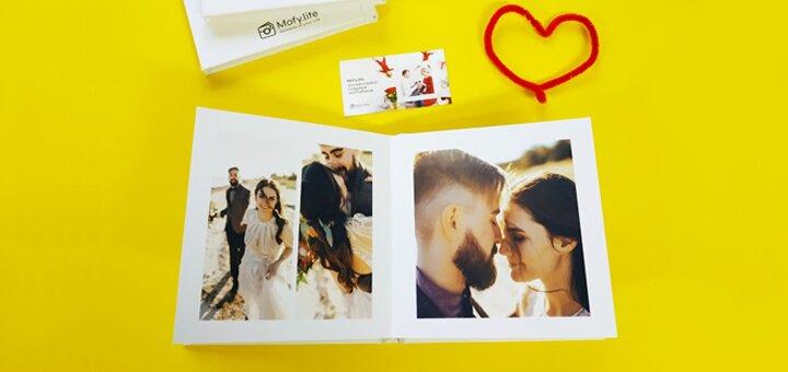 Скидка 30% на свадебные фотобуки