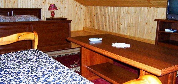 От 3 дней отдыха с питанием и крытым бассейном в отеле «Натали» в Славском
