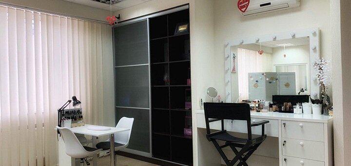 Наращивание ресниц в студии красоты «LBM Beauty Place»