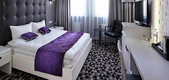 От 2 дней отдыха со SPA в дизайн-отеле «Мануфактура» под Киевом