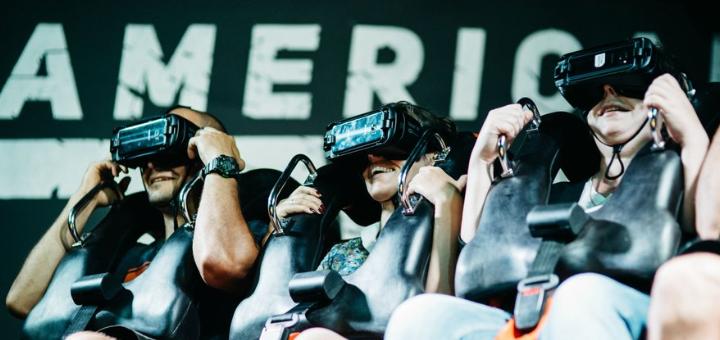 Знижка 50% на 2 квитки на всі VR-подорожі від атракціону «Американ Райдс»