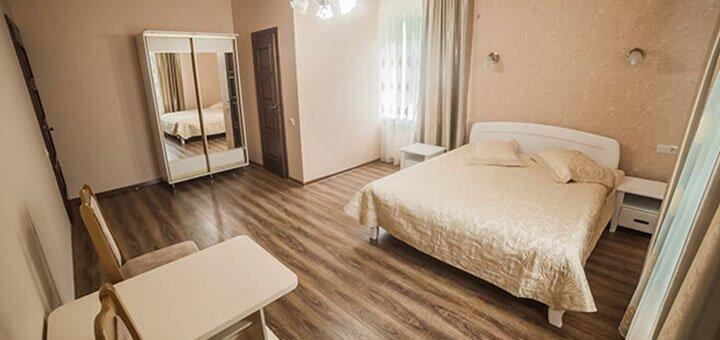 От 4 дней отдыха и оздоровления в отеле «Клейнод» в самом сердце Трускавца