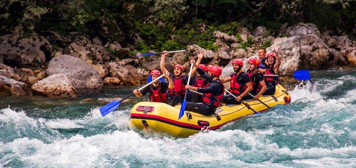 Однодневная или двухдневная рафтинг-программа в Мигее от туристической компании «BestRaft»