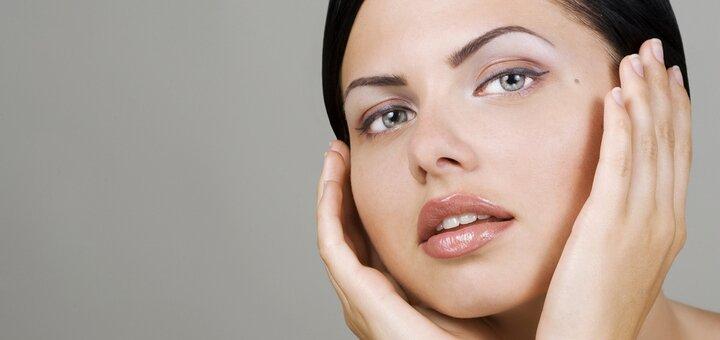 До 5 процедур ухода за лицом для чувствительной кожи в салоне красоты «Calendula Beauty Room»