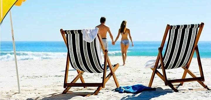 От 3 дней отдыха летом в отеле «Адам и Ева» в Затоке