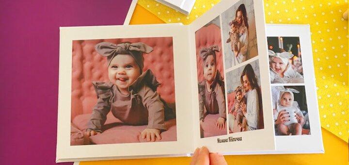 Скидка 30% на фотокниги любого размера ко Дню Матери «Mofy.life»