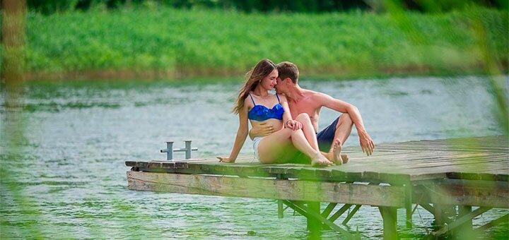 От 3 дней отдыха в кемпинге на базе отдыха «Козак» на Днепре в Херсонской области