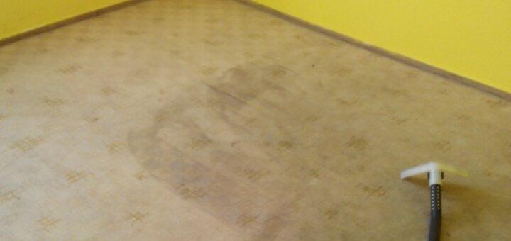 Химчистка ковролина и мягкой мебели от клининговой компании «Family Cleaning»