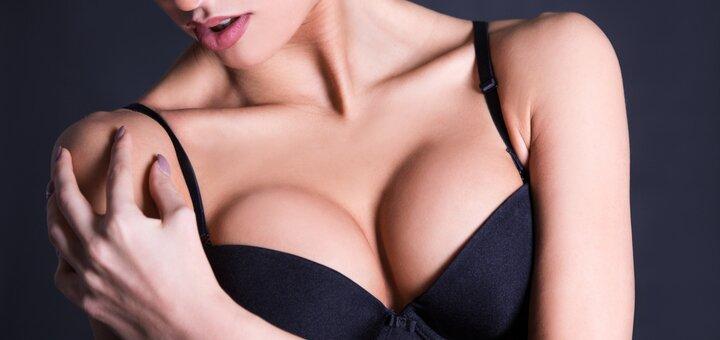 Скидка 40% на маммопластику (увеличение груди) в центре «VV Clinic»