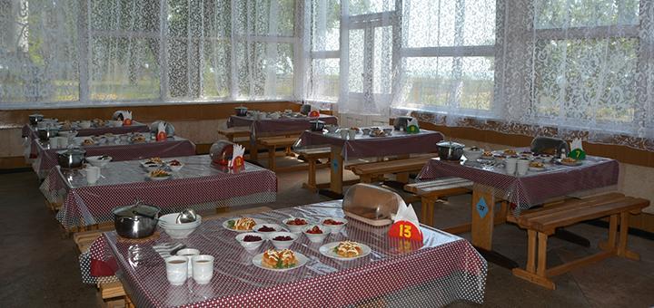 От 3 дней отдыха в мае и июне на базе отдыха «Сказка» в Приморске