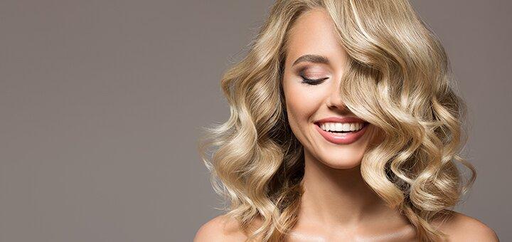 Скидка до 66% на окрашивание, стрижку и лечение волос в студии Дарьи Фаныгиной