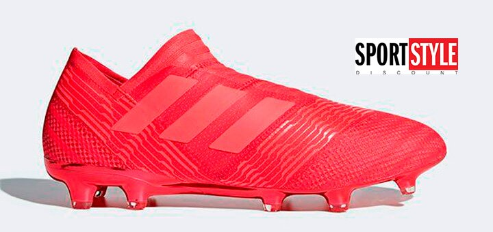 До -75% на мужские бутсы Adidas и Nike. Возьми игру под свой контроль!