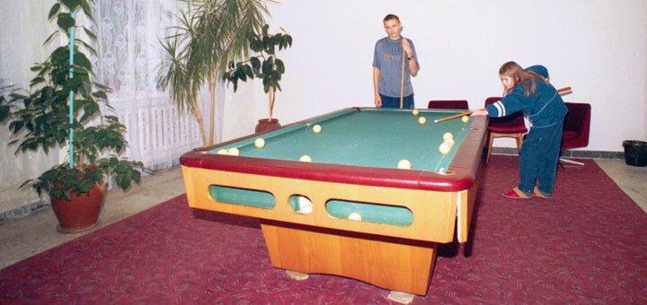 От 5 дней отдыха с питанием и лечением в санатории «Лыбидь» в Трускавце