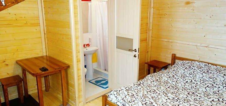 От 4 дней отдыха с питанием весной и летом в комплексе «Крым» в Яремче