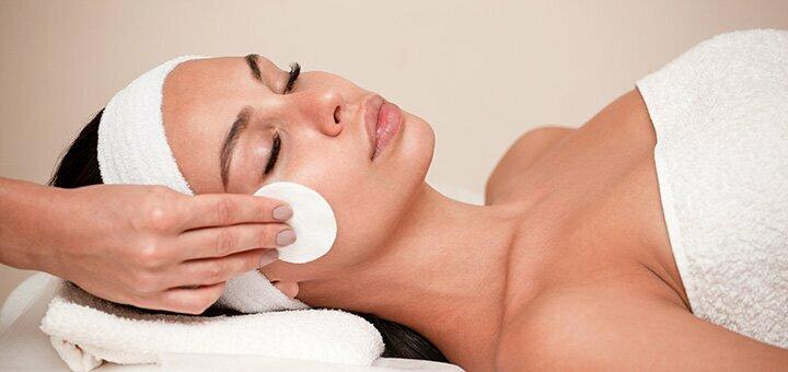 До 3 сеансов комбинированной чистки лица и маска по типу кожи в студии красоты «Flex»