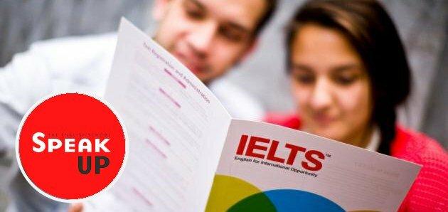 Подготовка к IELTS в школе Speak Up! Дарим разговорный курс с носителем и пробный тест
