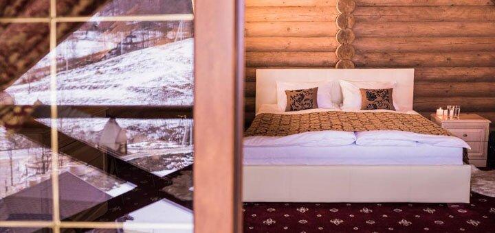 От 4 дней отдыха в июне с посещением SPA-центра в отеле «Monastic» в Карпатах