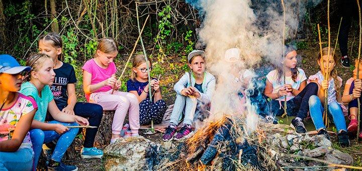 Отдых в детском лагере «Бушкрафт. Мастерская выживания» от ЭЦ «Карабин»