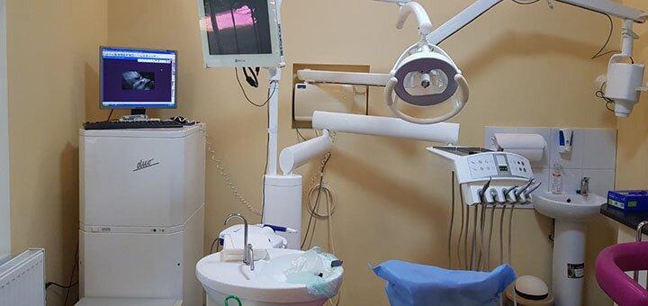 Скидка до 82% на 1 или 3 сеанса ультразвуковой чистки зубов с фторированием в центре «Н-лайт»