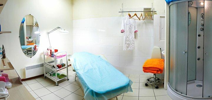 Ультразвуковая или комбинированная чистка лица в косметологическом центре «Skin»