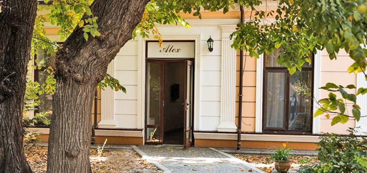 От 4 дней отдыха зимой в отеле «Alex Hotel» в Одессе