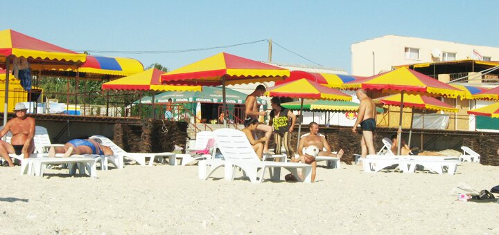 От 3 дней отдыха в июле в пансионате «Вилла Александра» в Железном порту