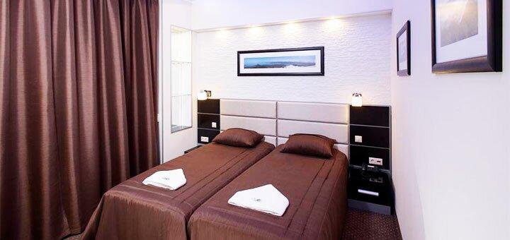 От 2 дней с завтраками и посещением соляной комнаты в комплексе «Vikey Hotel & Spa» в Киеве