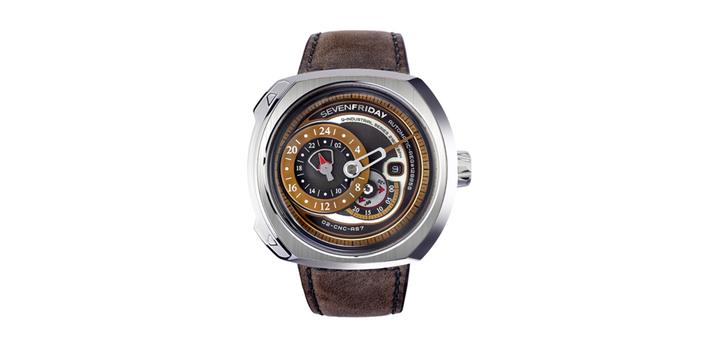 При покупке часов Sevenfriday – браслет в подарок