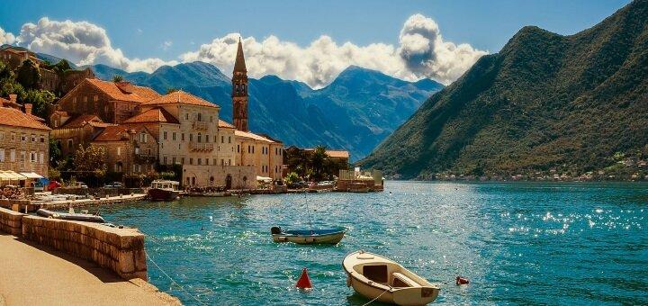 Горящие туры Черногорию по суперценам от 8500 грн !