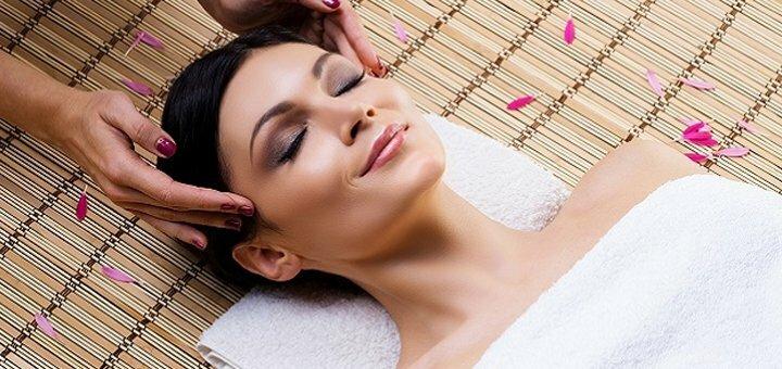 До 7 сеансов массажа лица в салоне аппаратной косметологии «Vual' cosmetology»