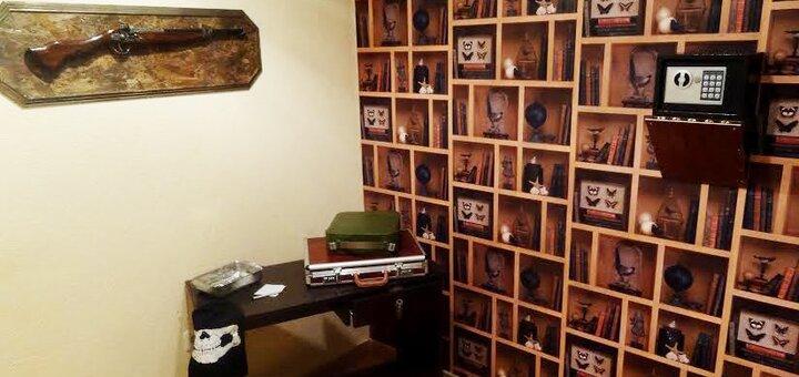 Посещение квест-комнаты «Диверсия» от квест-холла «Sector Q»