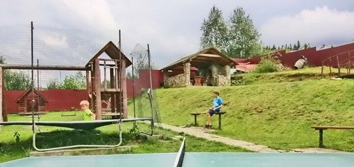 От 3 дней отдыха на вилле «Мозола» на оздоровительном курорте Сходница