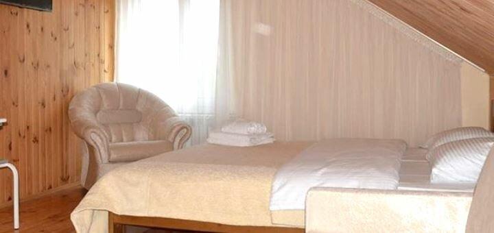 От 2 дней отдыха в отеле «Barokko» в Белгород-Днестровском