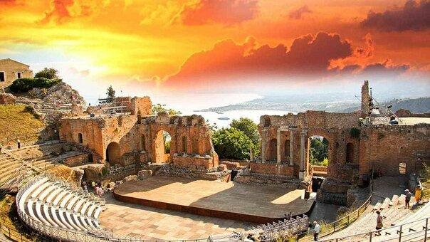 Авиатур в Италию за 340 у.е.