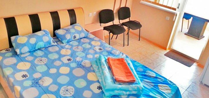 От 3 дней отдыха в сентябре на базе отдыха «Техас» в Кирилловке