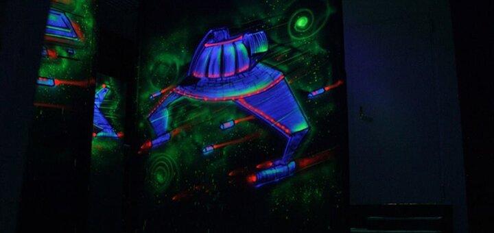 До 60 минут игры в лазертаг в любой день недели для взрослых и детей в ТРЦ «New Way»
