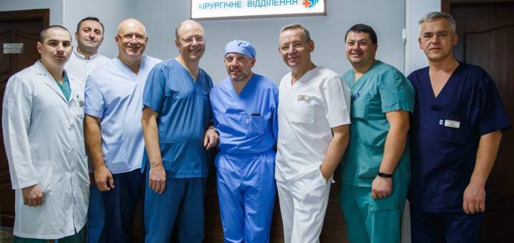 Обследование и консультация проктолога в клинике малоинвазивной и лапароскопической хирургии