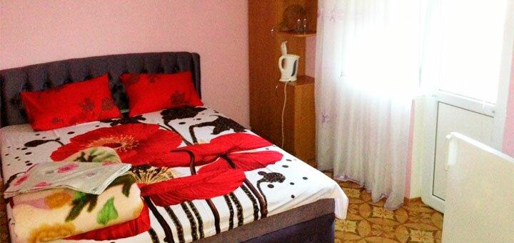 От 4 дней отдыха в августе и сентябре в гостинице «Сиреневая» в Затоке