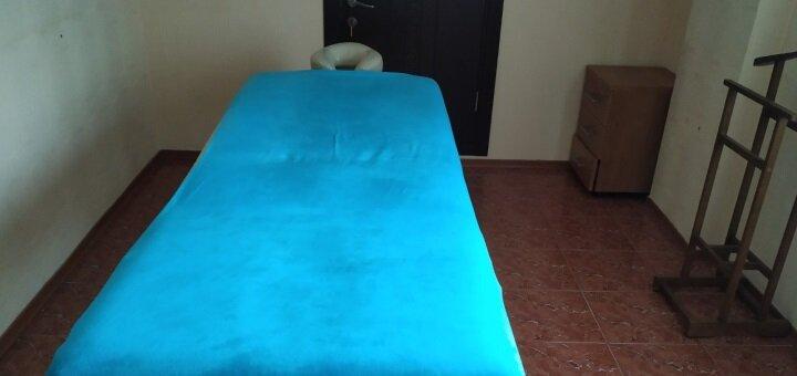 До 10 сеансов массажа спины и шейно-воротниковой зоны в кабинете массажа «Анастасия»
