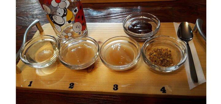 Скидка 10% на дегустацию меда от «Медового Дома»
