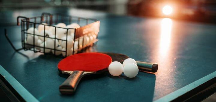 До 5 индивидуальных занятий настольным теннисом для детей с тренером Валерией Степановской