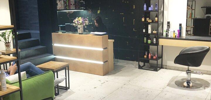 Биотатуаж бровей хной в салоне красоты «Beauty Salon S25»