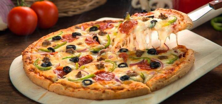 Скидка 50% на пиццу, пасту и десерты в ресторане «ЧЕМОДАН»